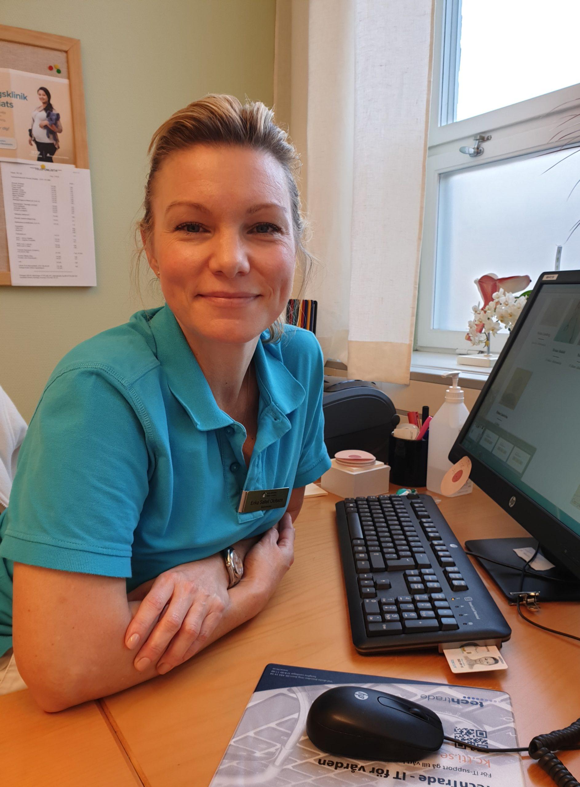 Erika Saltell Olofsson